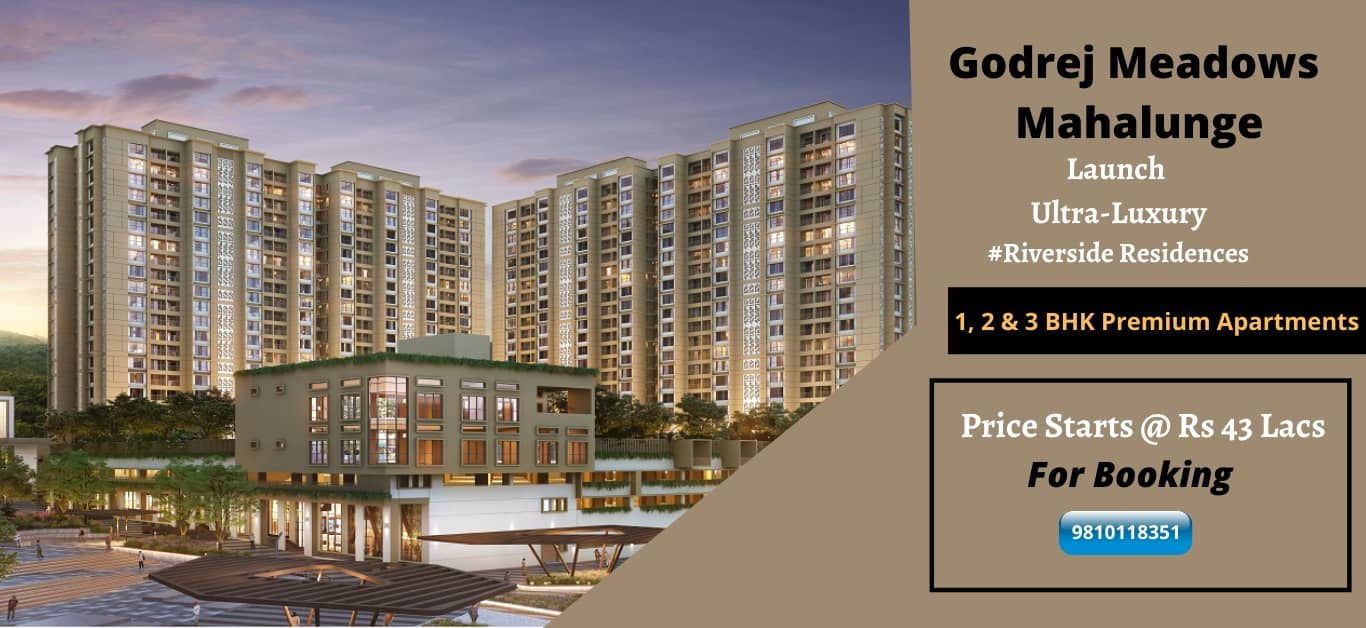 Godrej Meadows Mahalunge Forthcoming Residential Apartments Project in Pune
